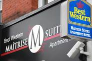 Best Western Maitrise Suites Apartment Hotel